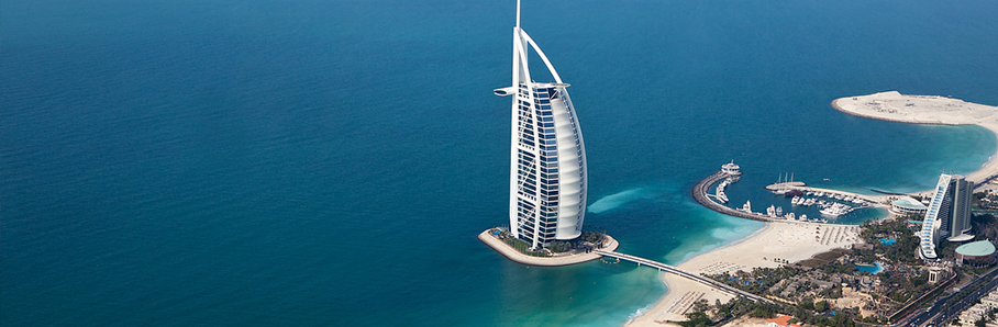 Dubai with Travel and More Ltd