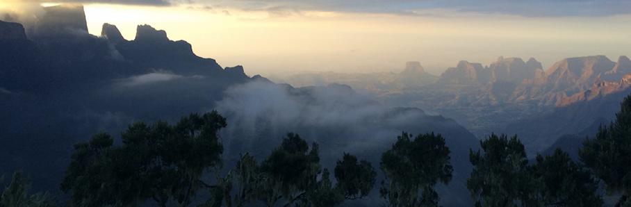 Walking in the 'Tibet of Africa' – Ethiopia